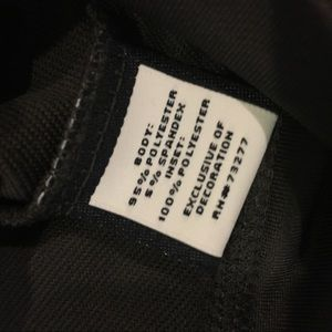 Fila Jackets & Coats - Fila Dark Grey and Purple Track Jacket, Size M